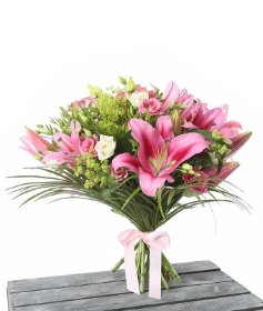 Phoenix Pink Natural Hand Tied*